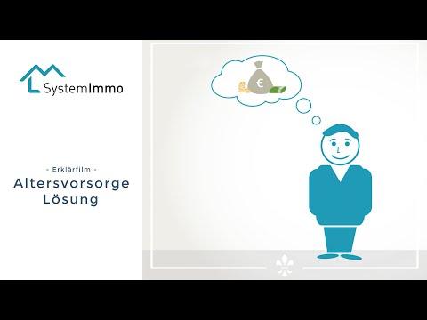 Erklärfilm: Die Altersvorsorge Lösung - Kapitalanlage als Altersvorsorge